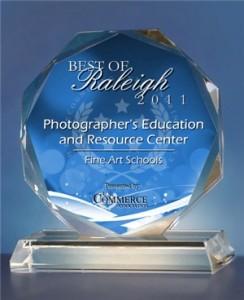 Best of Raleigh Award