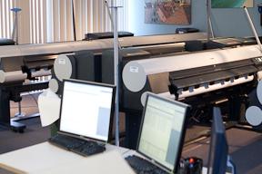 PERC Canvas on Demand Visit Printer